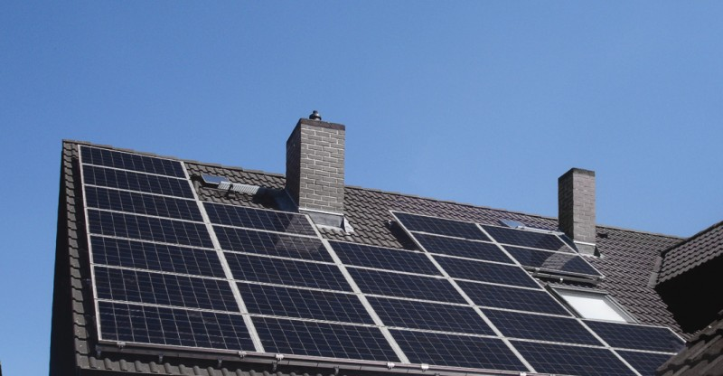 Photovoltaic Thermal (PVT) solar panels are manufactured by 2Power and installed by Cork Enterprise Services, Ireland